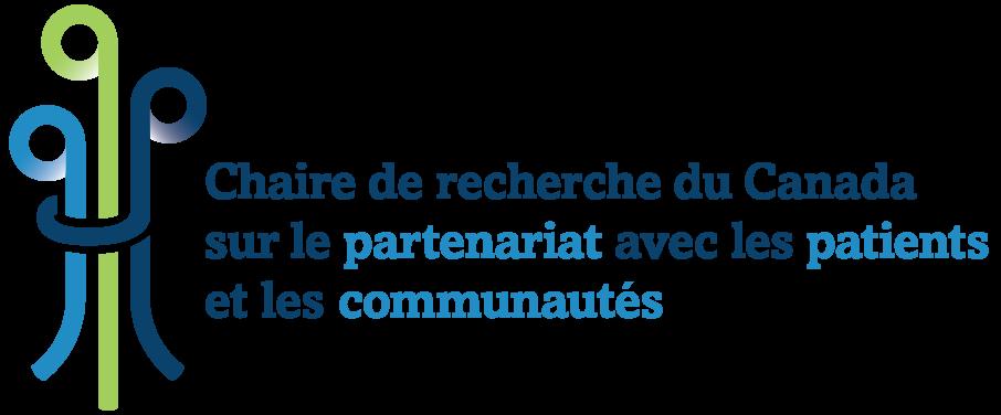 Chaire de recherche du Canada sur le partenariat avec les patients et les communautés